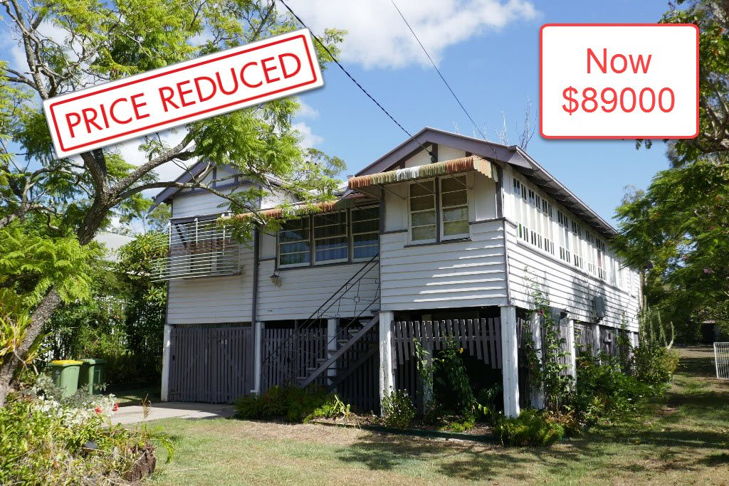 Queenslander for removal
